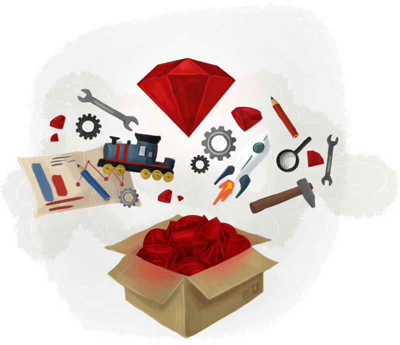 The Ruby Toolbox - Know your options!